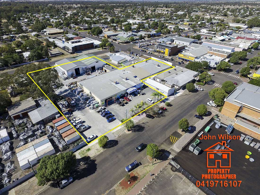 Great Commercial Property for sale in the heart Roma Qld