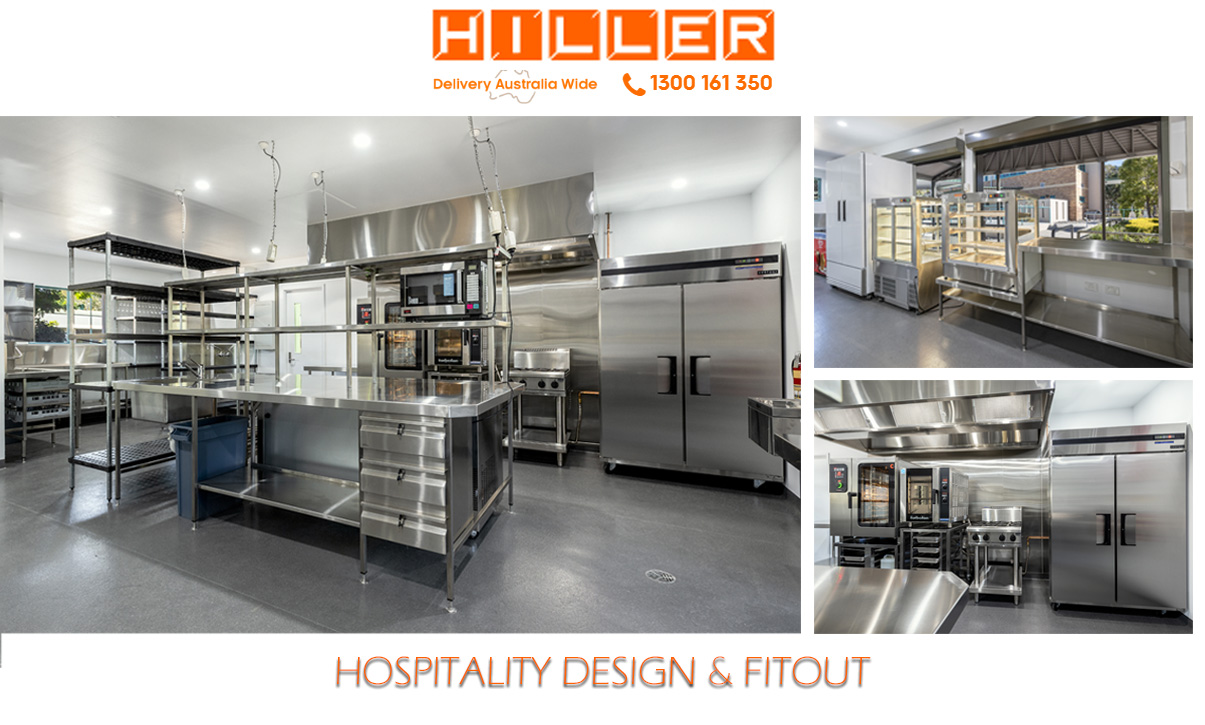 Kitchen Installation Hervey Bay by Hiller Commercial Photography by John Wilson Media