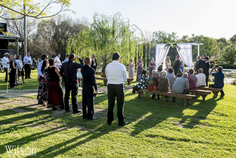Dusty Hill Vineyard Wedding Photography 12