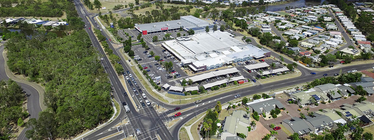 Real Estate photography helps win $33.2 million Eli Waters shop centre sale