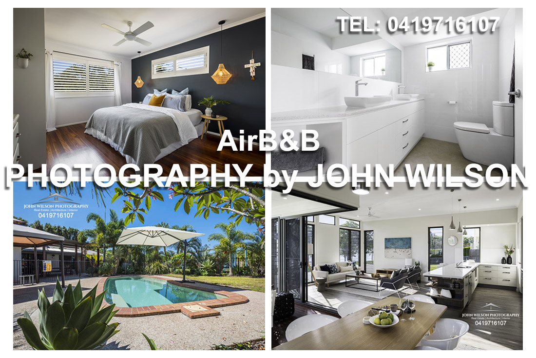 Airbnb photography Maleny Montville