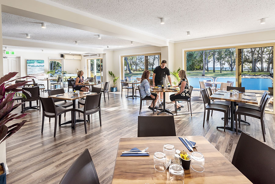 Restaurant photography Hervey Bay 01