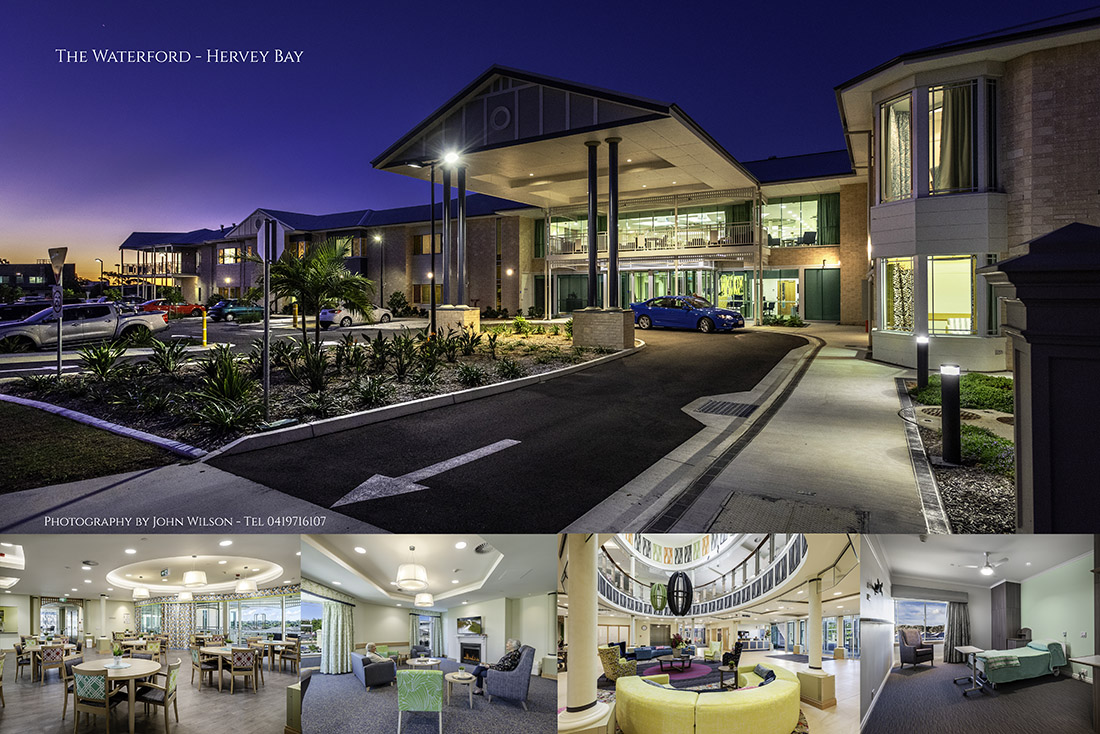 The Waterford, Hervey Bay - Luxury Residential Aged Care