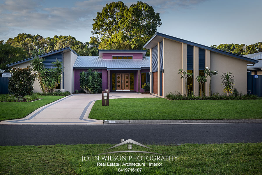 Premium Sunshine Coast real estate photography